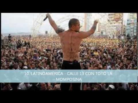 Las 100 Mejores Canciones Del 2011