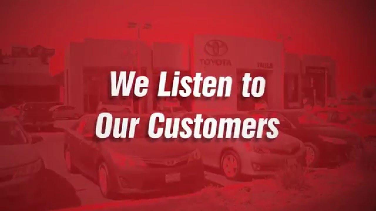San Francisco Toyota Service >> Service Comfort Amenities Toyota Of Vallejo Toyota Dealer Serving San Francisco Ca
