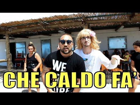 Carolina & Rafelopazz - Che caldo fa' ( Video Ufficiale )