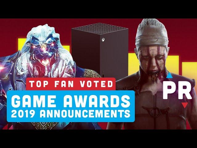Tus anuncios de los 5 mejores premios de juegos 2019 - Power Ranking + vídeo