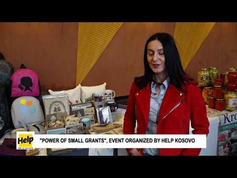 Power Of Small Grants - Help Kosovo event 11.04.2018
