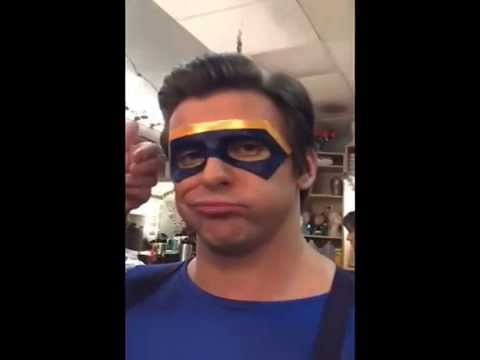 Captain Man In Slow Mo Youtube