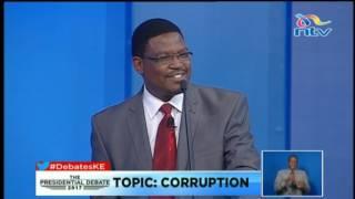 Dr. Kaluyu: I pledge my loyalty to the people of Kenya thumbnail