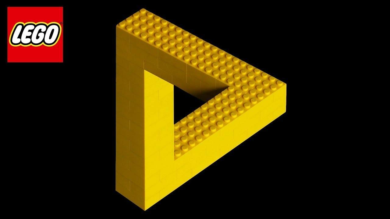 Comment Faire Une Illusion #7: TUTO - COMMENT FAIRE UNE ILLUSION Du0027OPTIQUE EN LEGO