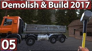 AUTOS SCHUBBSEN ► Demolish and Build Simulator #5