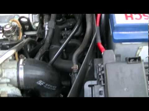 Audi A4 1.8T >> Pompa powietrza wtórnego SAI VW Sharan 1 8T - YouTube