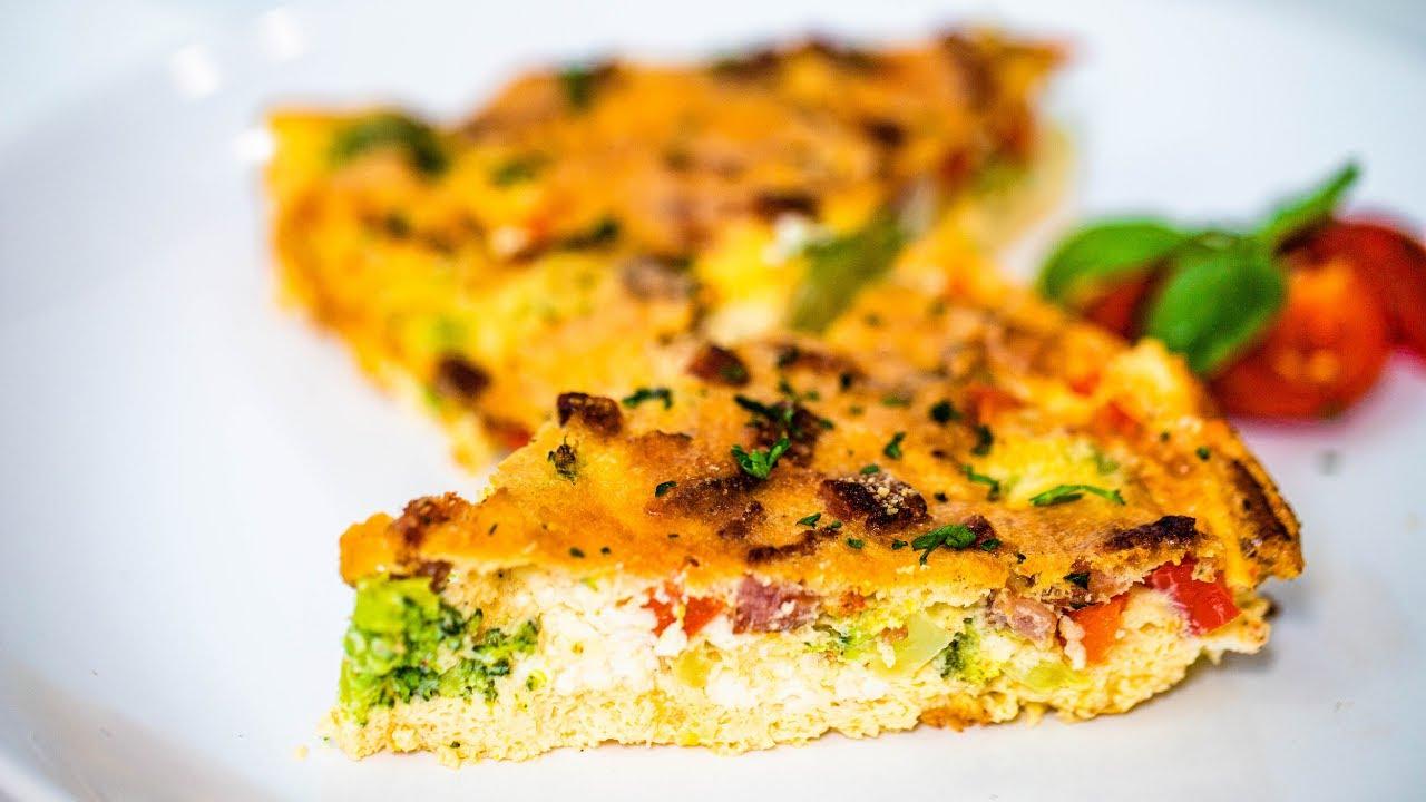 Best Easy Keto Frittata Recipe