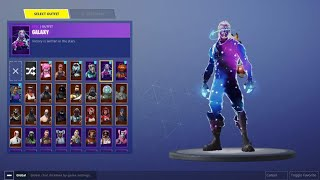 MY FORTNITE LOCKER TOUR!!!! 79 Skins