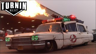 Who Ya Gonna Call Part 2 Teaser | 1963 Cadillac Hearse Cummins Swap | Turnin Rust