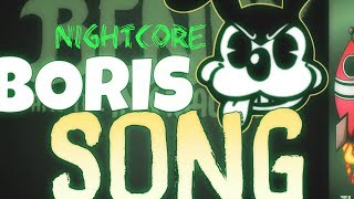 🔴 Bendy And The Ink Machine BORIS SONG