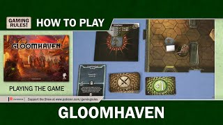 Gloomhaven - Gaming Rules! - How to Play Video
