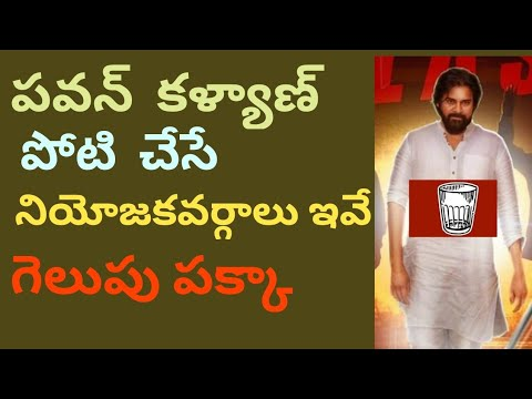PawanKalyan to be Contest from two constitutions | Gajuwaka | Bheemavaram