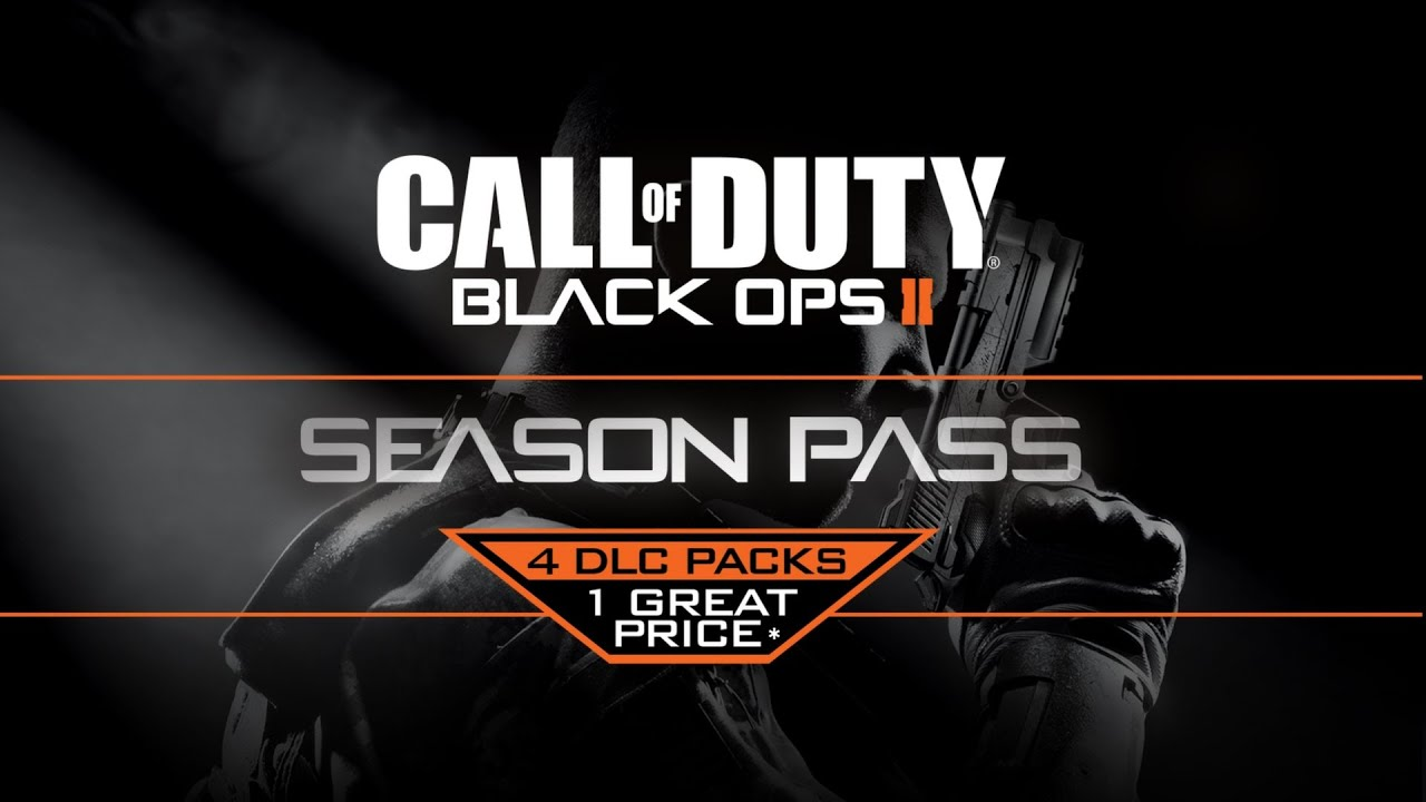 what is in the black ops 2 season pass