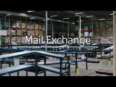 Mail Sort and Delivery: Optimize your postage costs through a wide network of operating centers