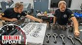 One wrong piston?!? Chevy Stovebolt 216 engine gets put back together | Redline Update #27