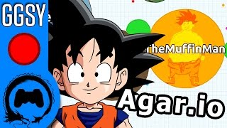 AGAR.IO - Goku's Gonna Show You - TFS Gaming