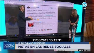 Se rompió Cambiemos en Córdoba: algunas pistas en las redes