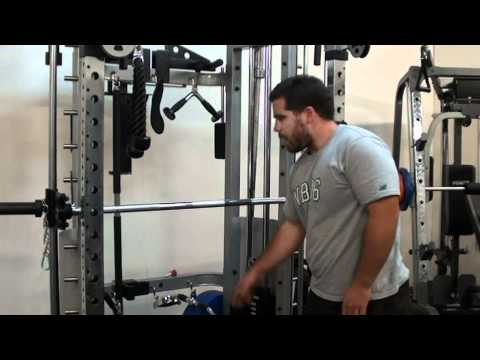 MONSTER G6 - CHECK OUT THE GREATEST PIECE OF GYM EQUIPMENT EVER PRODUCED!