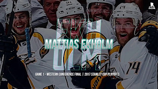 Mattias Ekholm | Playoff Performer of the Night