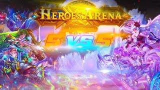 Ini tim Indonesia gimana sih Heroes Arena Fair eSports