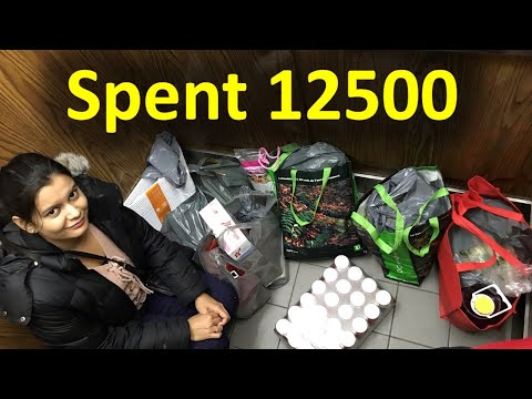 Cost Of Grocery In Canada | Grocery Expenses Tips & Tricks | Canada Couple