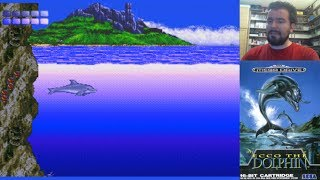 ECCO THE DOLPHIN (Megadrive / Genesis) - Gameplay en Español || Evento Veraniego 2019