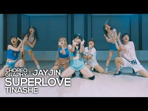 Tinashe - Superlove (Live sound) : JayJin choreography