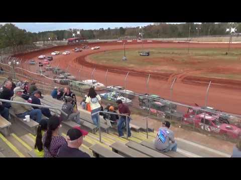 11/23/19 Stock V8 Feature, Screven Motor Speedway