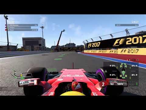 Siege online Racing - Russia 2017