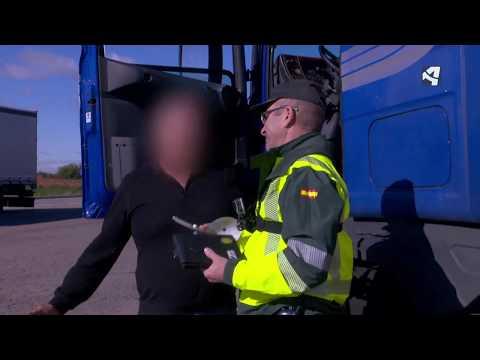 Control de los tacógrafos de camiones