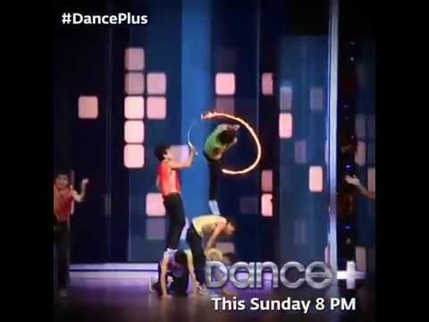 Bomb Fire's Performance In Today's Episode Of Dance + HIGH