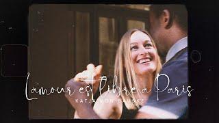 KATJA VON BAUSKE - L´amour est libre à Paris [Official HD Video]