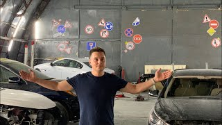 Авто на СТО: Mazda 6, Volvo xc60 2018, Fiat 500, Honda, Ford fusion, Toyota, и другие авто из США