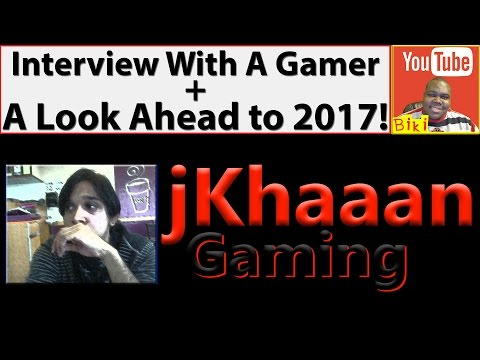 Interview With A Gamer A Look Ahead to 2017! The Untitled Game Show Episode 58