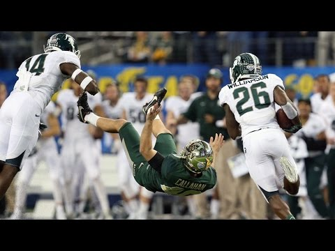 Michigan State Spartans Biggest Football Hits Of All Time