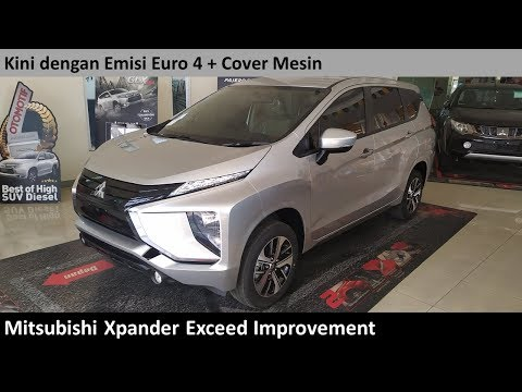 Mitsubishi Xpander Exceed A/T Improvement review - Indonesia