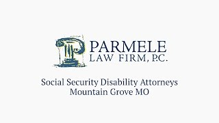 Social Security Disability Attorneys | Mountain Grove MO