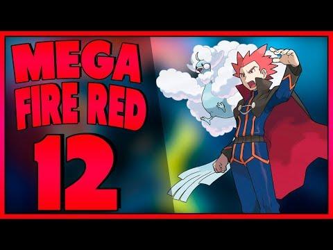 POKÉMON SUPER MEGA FIRE RED #12 - BATALHANDO BAD EGGS! (GBA)