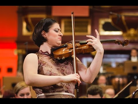 Veriko Tchumburidze plays Wieniawski Violin Concerto no. 2 in D minor, Op. 22 | STEREO