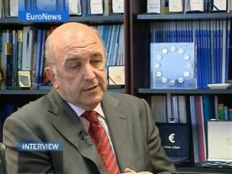 EuroNews - Interview - Joaquin Almunia
