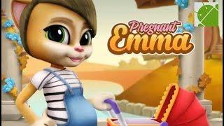 Моя Беременная Говорящая Кошка Эмма