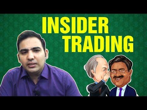 Insider Trading Explained by Advocate Sanyog Vyas