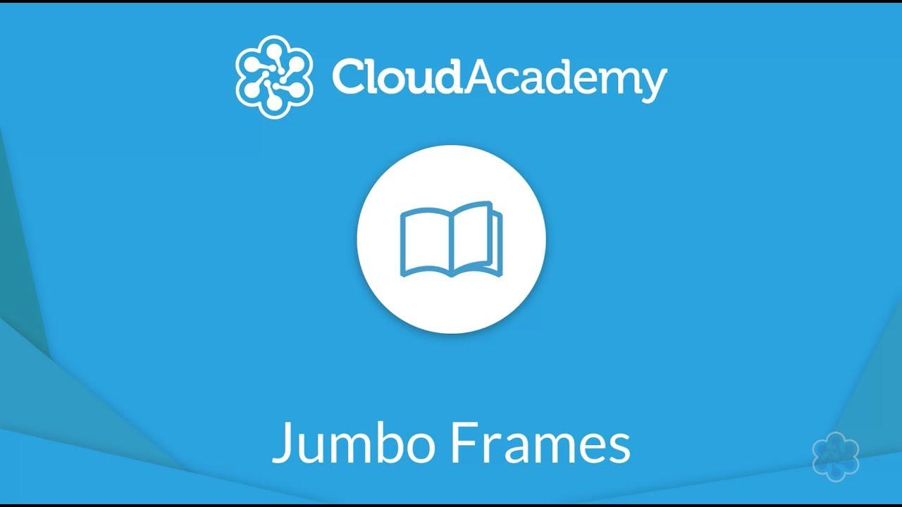 Jumbo Frames - Understanding, Building and Configuring - YouTube
