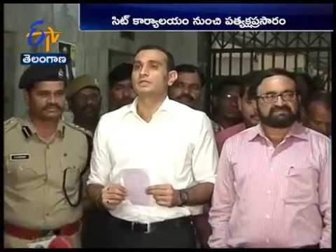 Hyderabad Drug Bust | Exercise Commissioner Chandravardhan Holds Press Meet | Watch Live
