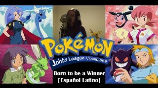 Born to be a Winner (Pokémon OP 4 Cover Latino) - Iris (Pamela Calvo)