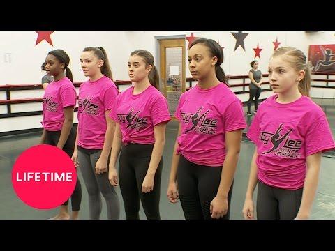 Dance Moms: Bonus: Rehearsing the Group Dance (Season 7, Episode 13) | Lifetime