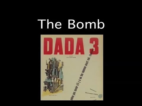 Dada Manifesto 1918