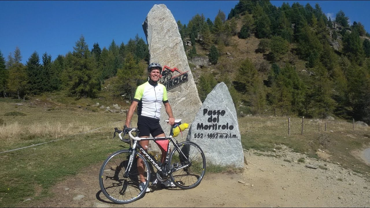 Mortirolo da Mazzo in bici - Lorenzo Molinari - YouTube