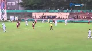 Cuplikan Pertandingan Bali United Vs Persipura