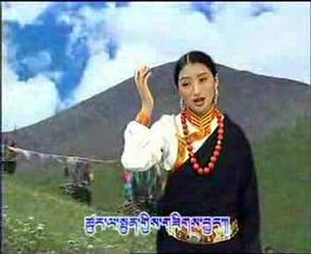 Tibetan song -Sad Melody (Drolbe) 钟白 Amdo西藏音乐 藏歌 安多 卫藏